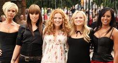 Spice Girls 2012 London Olympics closing ceremony