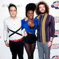The Noisettes attend  Capitals Jingle Ball Ball wi