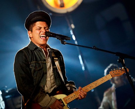 Bruno Mars soultrain awards.