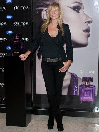 Kate moss launche perfume