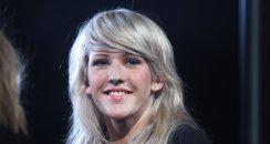 Ellie Goulding at The Brits Nominations Awards Par