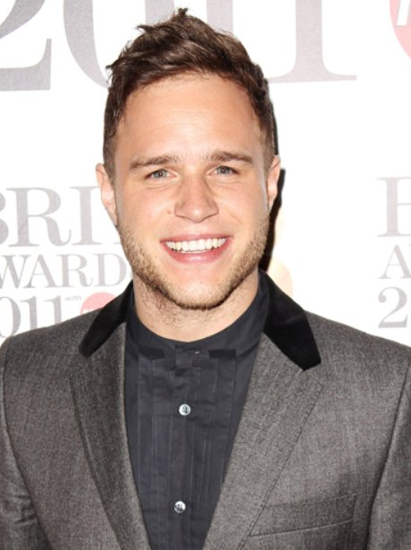 Olly Murs at the BRIT Awards 2011 nominations event