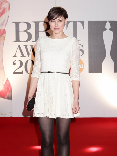 BRITs red carpet