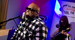Cee Lo Green Capitalfm session
