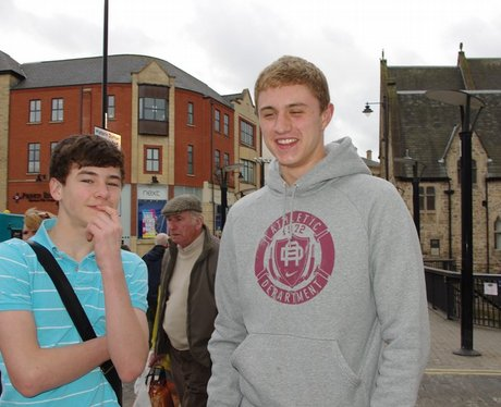 Durham & Middlesbrough