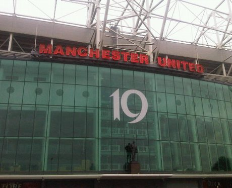 Manchester United Victory Parade - Old Trafford