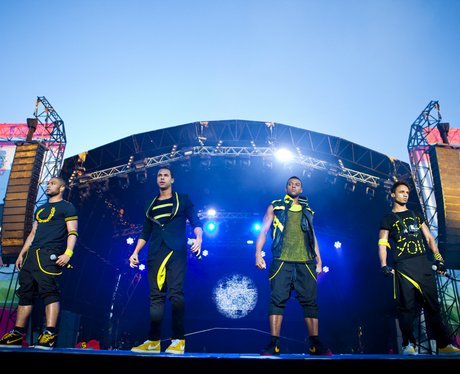 jls alton towers live