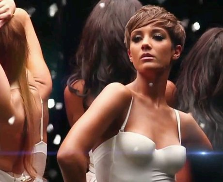 The Saturdays 'All Fired Up' music video