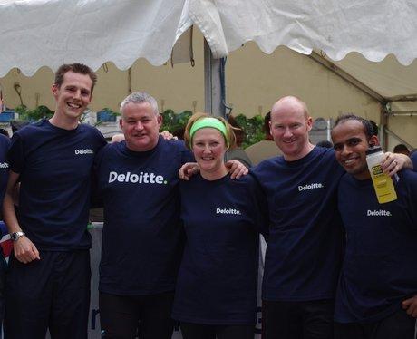 Deloitte Spin a Fon Spinningfields