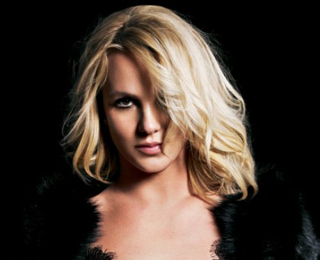 Britney Spears 'Glamour Magazine'