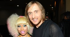 Nicki Minaj and David Guetta