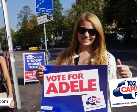 Mobo Awards in Manchester Fallowfield