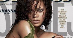 Rihanna 'Esquire Magazinge'