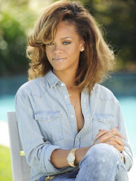 Rihanna 'X Factor USA'