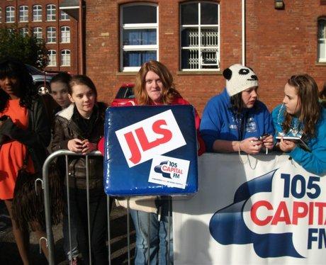 JLS 105 Capital Yorkshire