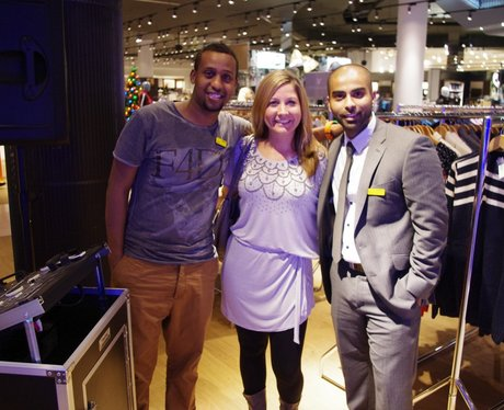Selfridgess Mens Wear Launch