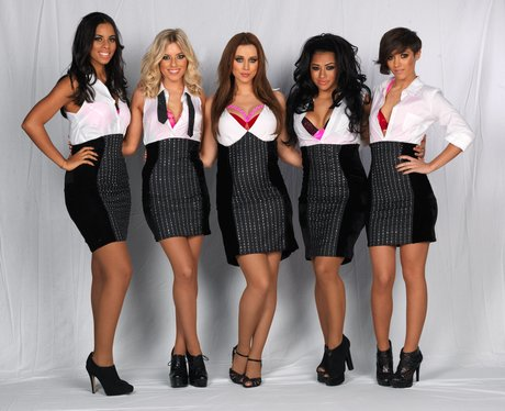 The Saturdays All Fired Up tour