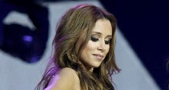 Una Healy baby bump on show at Jingle Bell Ball