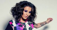 Cher Lloyd with tattoos