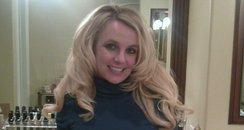 Britney Spears twitter
