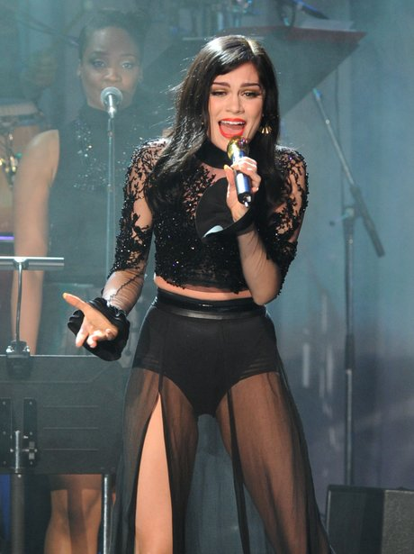 Jessie J Pre Grammy Awards Party 2012