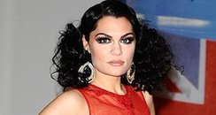 Jessie j arrives red carpet