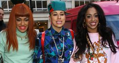 Stooshe in London