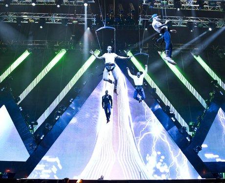 JLS 4th Dimension Tour