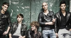 The Wanted Press Shot 2012