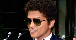 Bruno Mars in New York