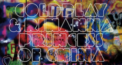 Coldplay single cover