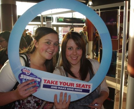 Take Your Seats - Vue Eastleigh