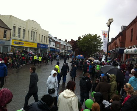 Olympic Torch Relay - Ashington 5