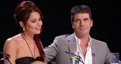 Simon Cowell wishes Cheryl Cole a Happy Birthday