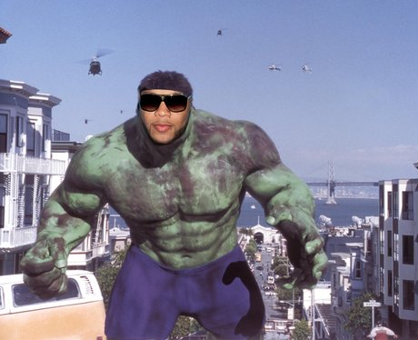 Flo Rida 'The Hulk'