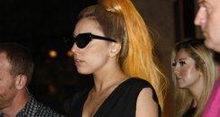 Lady Gaga in Australia