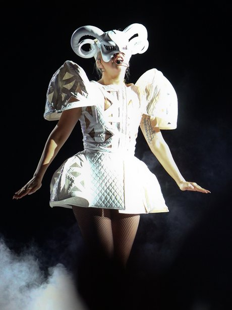 Lady Gaga 'Born This Way' tour