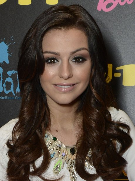 Cher Lloyd performs at the Hard Rock Cafe.