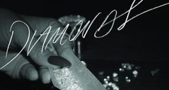 Rihanna 'Diamonds' cover artwork