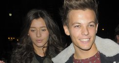 Louis Tomlinson and girlfriend Elenor Calder