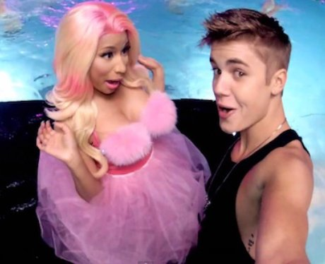 Justin Bieber's 'Beauty And A Beat' music video