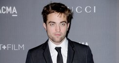 Robert Pattinson arrives at film gala in LA