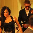 Tulisa and Fazer pictured together