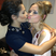 Image 1: Cheryl Cole and Kimberley Walsh backstage