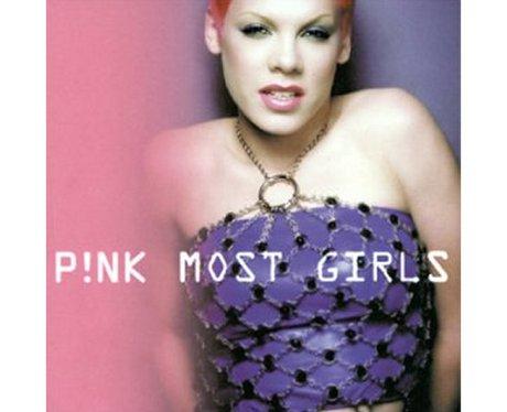 Pink- 'Most Girls'