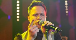 Olly Murs performs live at Capital Rocks 2012
