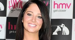 Tulisa Contostavlos meets fans and signs copies of