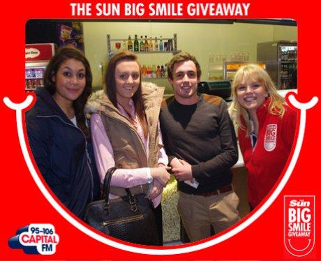 Big Smile Giveaway, Portsmouth