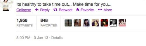 Jessie J Inspirational Tweets