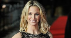 Sarah Harding on the red carpet 2013